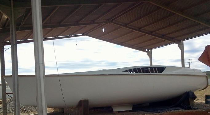Veleiro MJ 60´ Deck Solarium