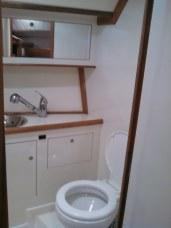 Banheiro Suíte de Proa