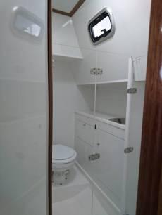 Banheiro Suíte de Popa Bombordo